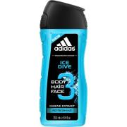 Ice Dive For Him,  250ml Adidas Duschcreme