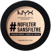 NYX PROFESSIONAL MAKEUP Nofilter Finishing Powder Porcelain
