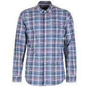 Skjortor med långa ärmar Tommy Hilfiger  EMERY HTR CHK NFH6