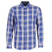 Skjortor med långa ärmar Tommy Hilfiger  MIDSCALE HEATHERED CHECK SHIR...