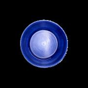 Basic Tallrik Blå 25 cm