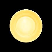 Basic Tallrik Gul 31 cm