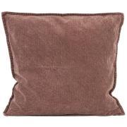 Cur kuddfodral 50x50 cm Röd-brun