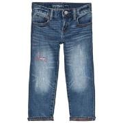Gap Mid Wash Denim Jeans Blå 18-24 mån