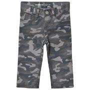 Gap Camo Denim Slim Jeans 12-18 mån