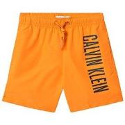 Calvin Klein Branded Badbyxor Orange 8-10 years