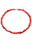 Korallhalsband KLiNGEL Röd
