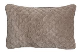 Day Home Velvet Quilted Kuddfodral Prydnadskudde Bomullsammet 40x60 cm...